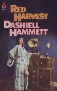 Cover: Dahiell Hammett: Red Harvest