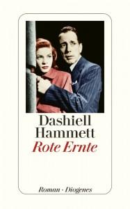 Cover: Dashiel Hammett: Diogenes Verlag Werkausgabe weiß