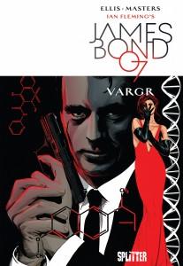Cover: Splitter Comics: Bond-Edition