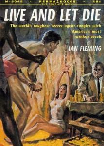 Cover: engl. Bond-Editionen