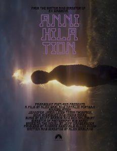 Poster: Annihilation