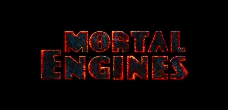 [TRAILER]: Mortal Engines (Teaser)