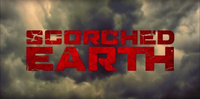 Screenshot: Scorched Earth
