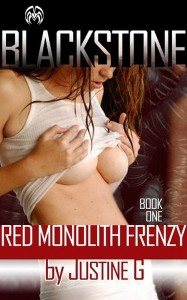 Cover: Justine G: Red Monolith Frenzy