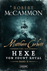 Cover: Robert McCammon - Matthew Corbett Teil 2