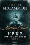 Cover: Robert McCammon - Matthewo Corbett Teil 2