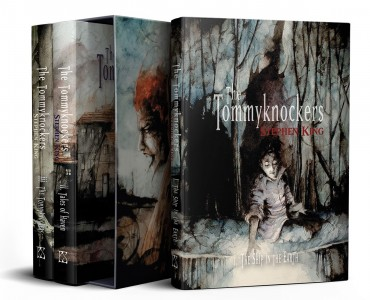 UK Tommyknockers Limited Edition