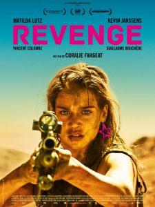 Movie Poster: Revenge