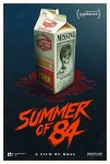 Movie Poster: Summer of 84