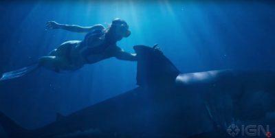 Screenshot: Deep Blue Sea 2