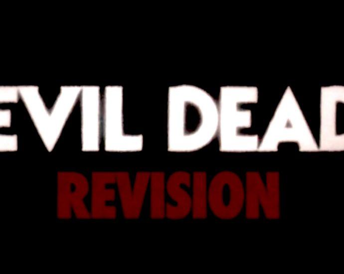 Screenshot: Evil Dead Revision