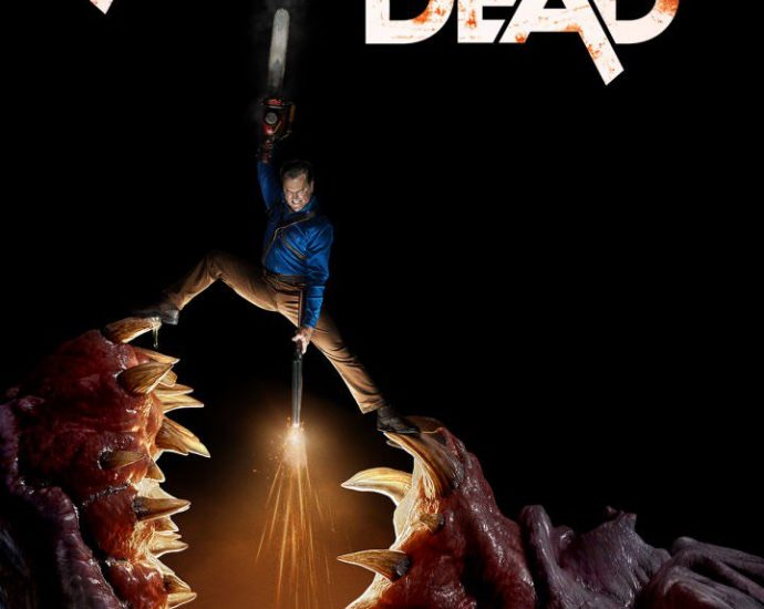 Poster: Ash vs. Evil Dead - S03