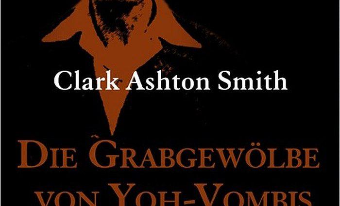 Cover: Festa: Clark Ashton Smith: Grabgewölbe