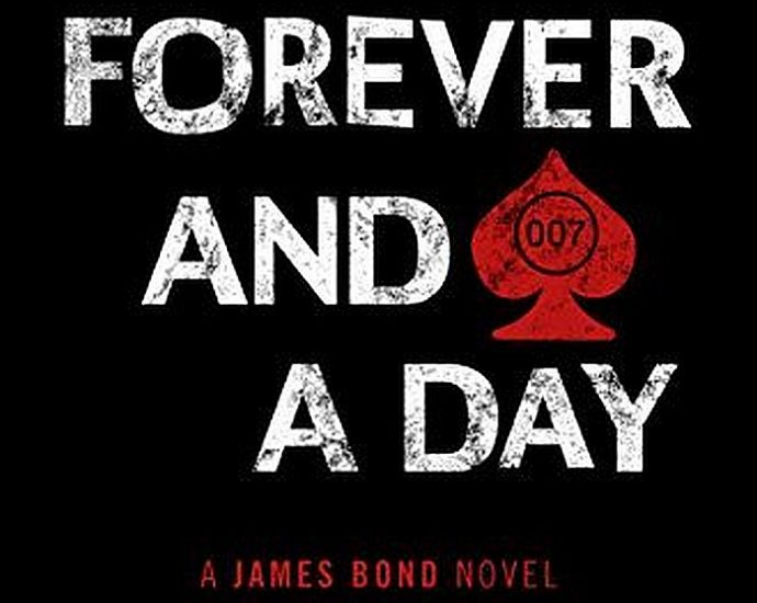 Mockup-Cover: Forever and a Day