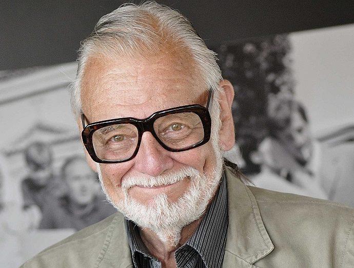 Foto: George A. Romero (Ausschnitt Wikipedia-Foto)