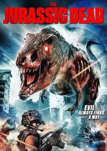 Movie Poster: The Jurassic Dead - aka Z/Rex: The Jurassic Dead