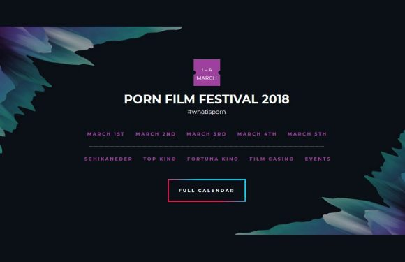 [EVENT]: Porn Film Festival Vienna 2018