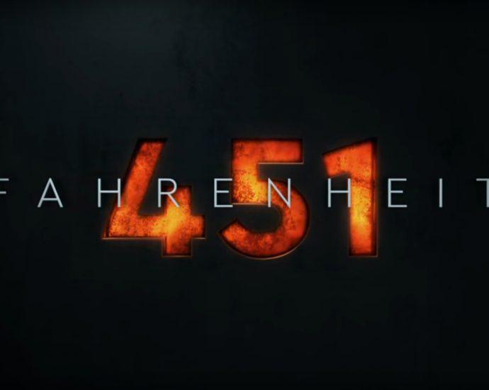 Screenshot: HBO Neuverfilmung Fahrenheit 451