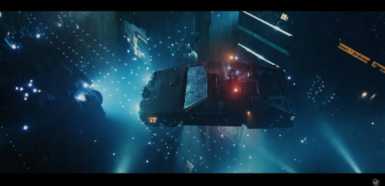 [TRAILER]: Slice of Life (Blade Runner) (UPDATE 01)