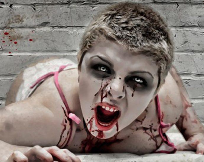 Ausschnitt Cover: Edward Lee: Flesh Gothic