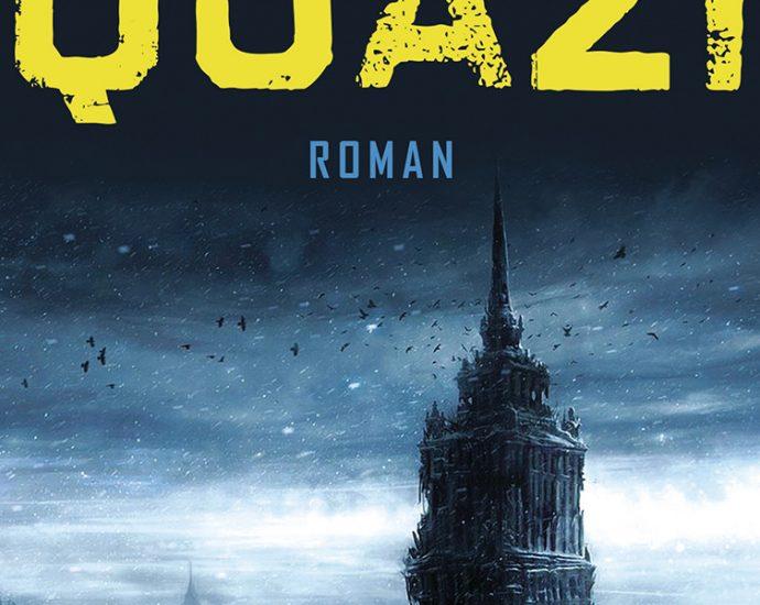 Ausschnitt Cover: Lukianenko - Quazi