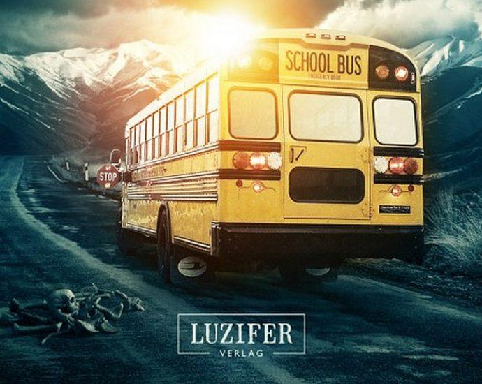 Ausschnitt Cover Luzifer Verlag: Robert McCammon: Die Grenze