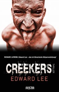 Cover Festa Verlag: Edward Lee: Creekers