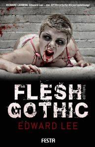 Cover Festa Verlag: Edward Lee: Flesh Gothic