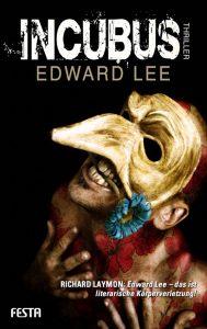 Cover Festa Verlag: Edward Lee: Incubus