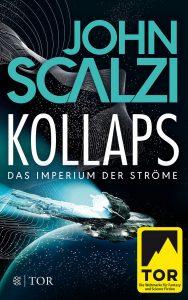 Cover: Fischer: John Scalzi: Kollaps