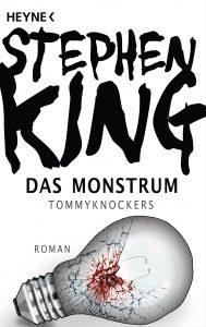 Cover Heyne: Stephen King: Tommyknockers