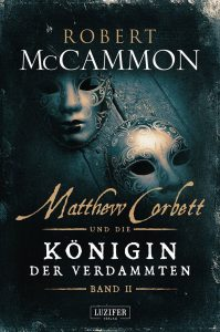 Cover Luzifer Verlag: Robert McCammon: Matthew Corbett 2 - Teil 2