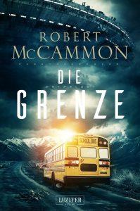 Cover Luzifer Verlag: Robert McCammon: Die Grenze