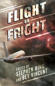 Cover: Stephen King (Hrsg.): Flight or Fright