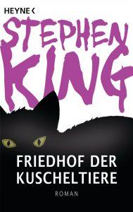 Cover: Heyne Verlag - Stephen King: Friedhof der Kuscheltiere
