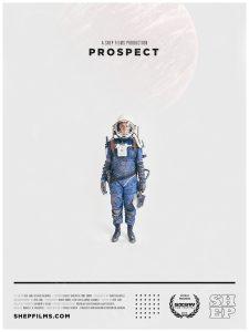 """Poster: Kurzfilm """"Prospect"""""""