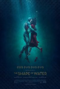 Poster Film: The Shape of Water