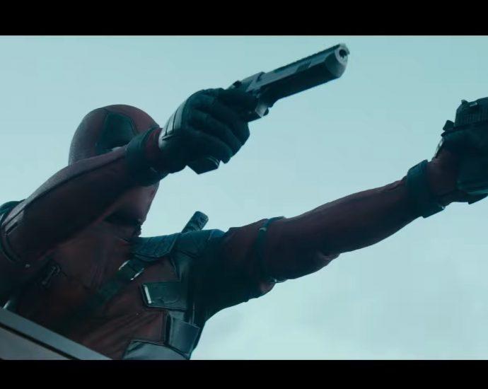 Screenshot: Deadpool 2
