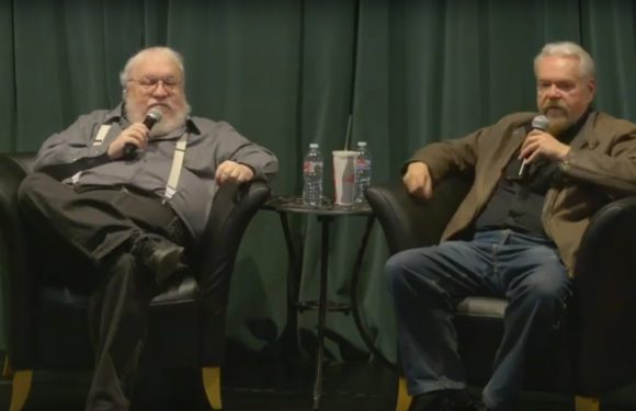[VIDEO]: George R.R. Martin interviewt Walter Jon Williams