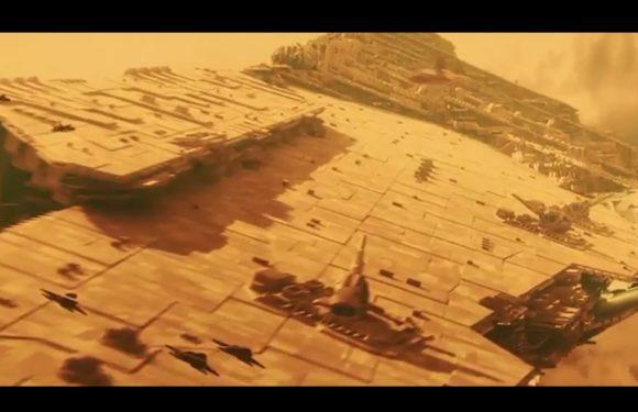 [TRAILER]: Interstellar Civil War (wtf?)