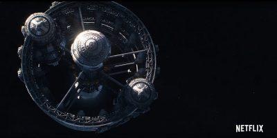 Screenshot: Lost in Space, Netflix