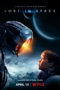 Poster: Lost in Space, Netflix