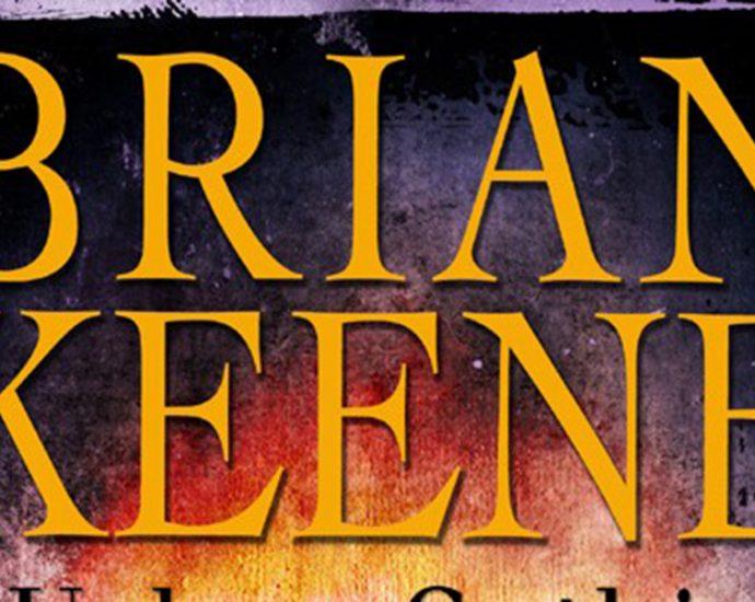 Ausschnitt Cover Festa Verlag: Brian Keene: Urban Gothic