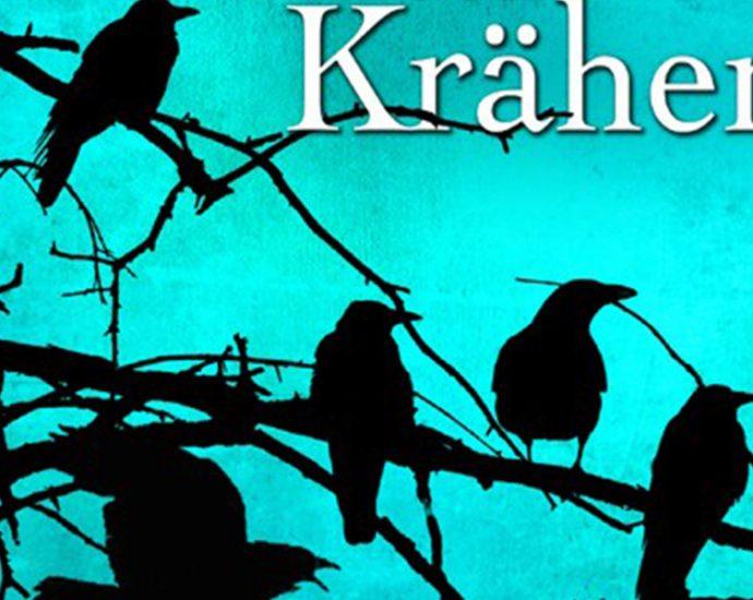 Ausschnitt: Cover Festa Verlag: Brian Keene: Eine Versammlung von Krähen