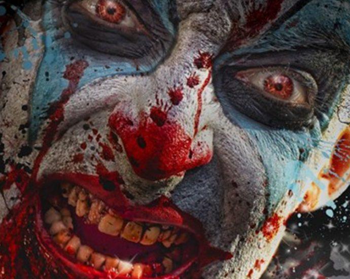 Ausschnitt: Cover Festa: Bryan Smith: Freakshow