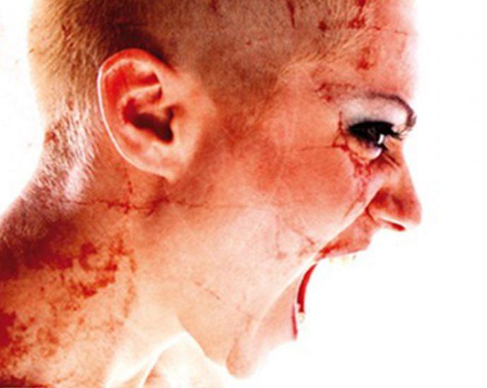 Ausschnitt: Cover Festa: Bryan Smith: Haus des Blutes