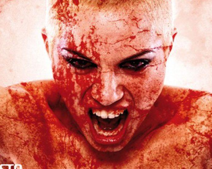 Ausschnitt: Cover Festa: Bryan Smith: Herrin des Blutes