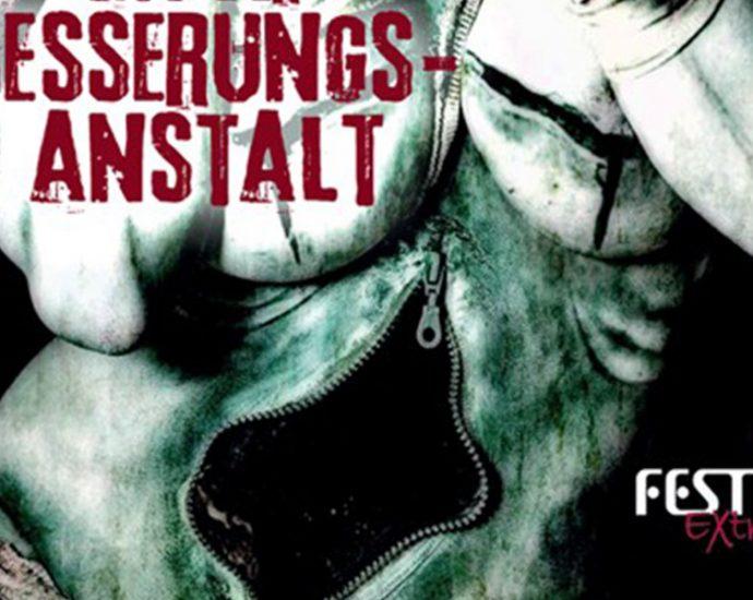 Ausschnitt: Cover Festa: bryan Smith: Rock'n Roll Zombies aus der Besserungsanstalt