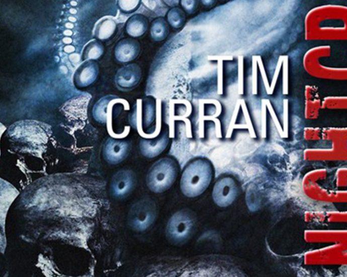 Ausschnitt: Cover Festa: Tim Curran: Nightcrawlers