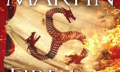 Ausschnitt Cover: George RR Martin - Fire and Blood (US)